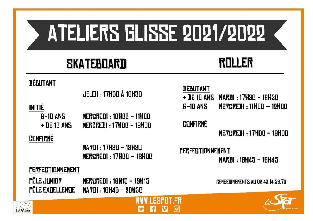 Saison 2021  2022 Glisse